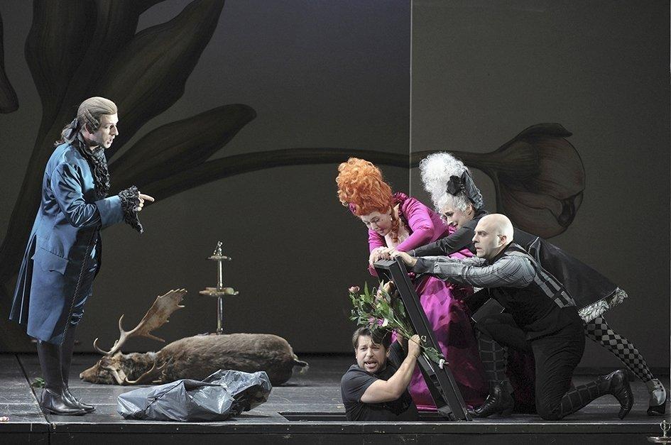 Figaron häät (Semperoper Dresden)
