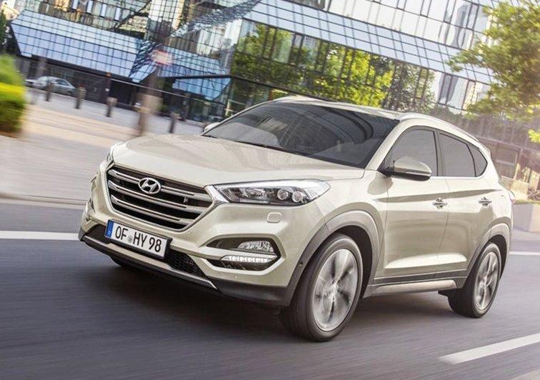 Uusi Hyundai Tucson tulee myyntiin Suomessa syyskuussa.
