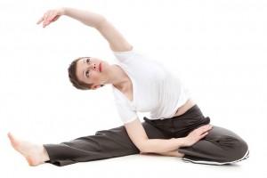 liikunta nainen