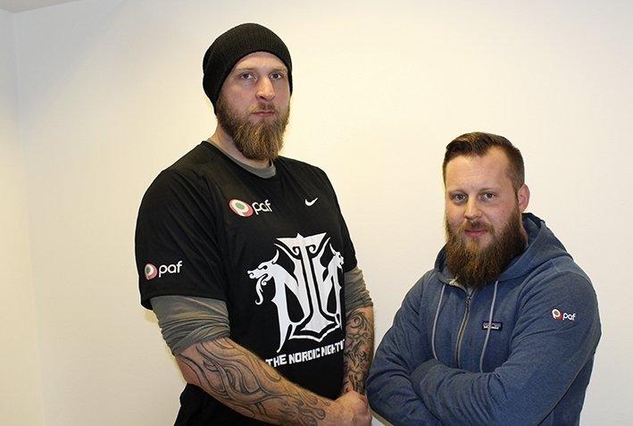 - Olen suosikkina myös minun ja valmentajani Johan Lindströmin omien kerrointen mukaan, Robert Helenius kertoo nauraen.