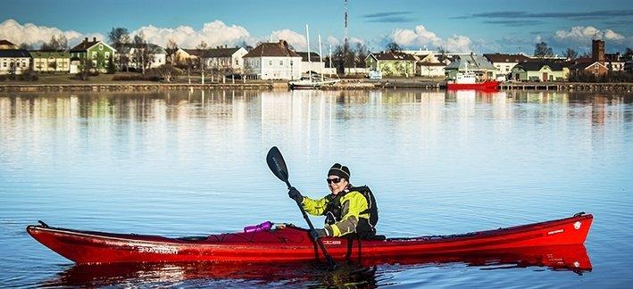 Tuleviin kehityskohteisiin Raahen saaristossa kuuluvat mm. kajakkilaiturin rakentaminen ja melonta- ja pienveneilykartan tekeminen.