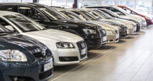 Uusien autojen kauppa hyytyi