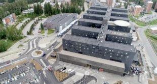 Sairaala Nova on valmistunut
