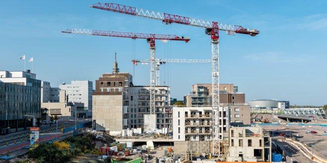 Pääkaupunkiseudulla on kaavoitettu kerrostalojen rakentamista varten